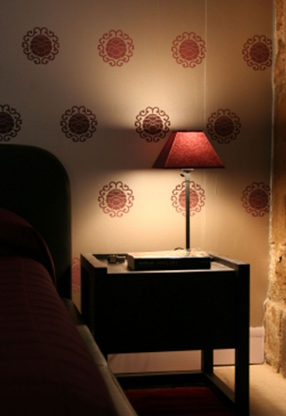 Chambre d 39 h tel paris 6 me alfa design for Hotel design paris 6